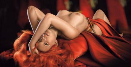 Triss Playboy