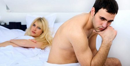 falta de desejo sexual