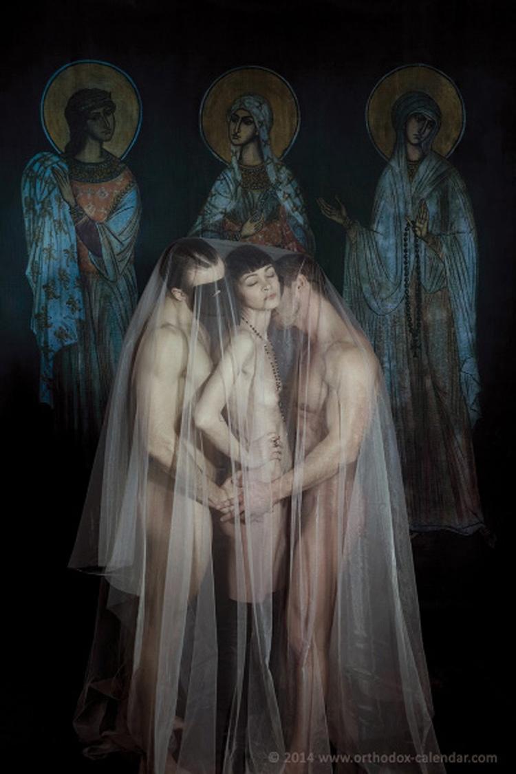 Calendário Erótico lançado por Igreja Ortodoxa