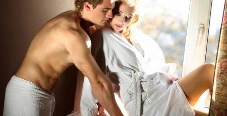 sexo de manhã