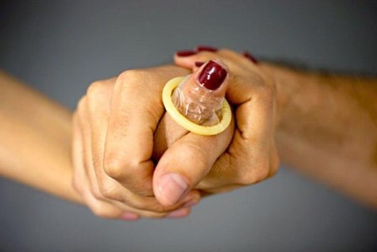 sexo sem protecção